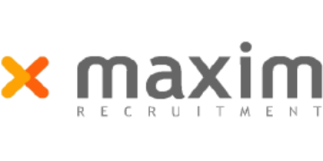 Maxim Recruitment logo