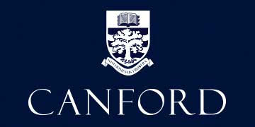 Canford School logo