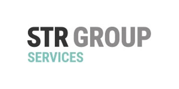 STR Group Services logo