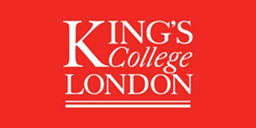 King College London logo
