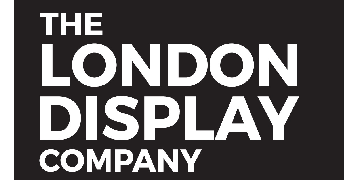 The London Display Company logo