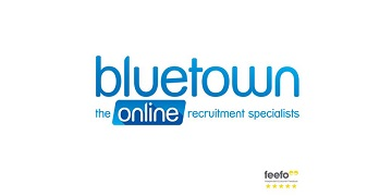 Bluetown logo