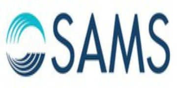 The Scottish Association for Marine Science (SAMS) logo
