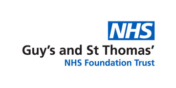 Guy's & St Thomas' NHS Foundation Trust logo