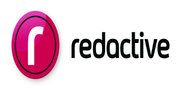 Redactive Media Group logo